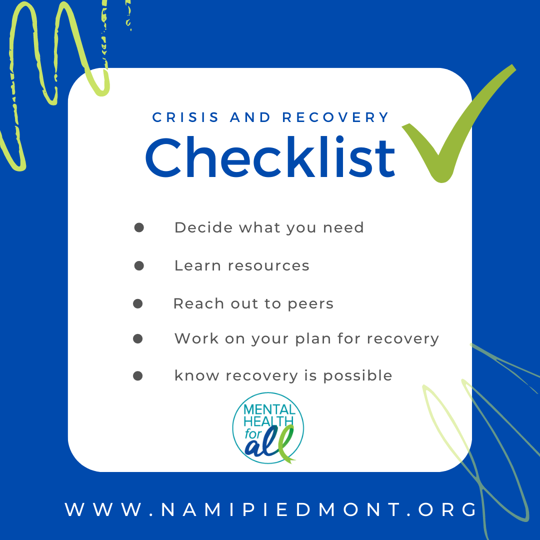 Create a Recovery Plan