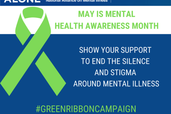 Green Ribbon Awareness Month